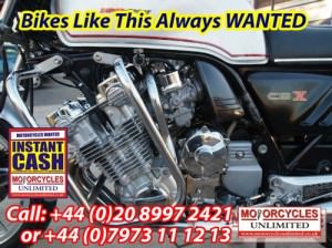 HONDA CBX WANTED
