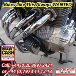 Honda CB400F Classic Hondas Wanted