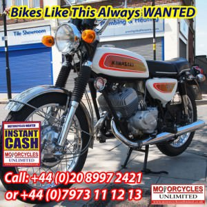 Kawasaki A1 Samurai classic japanese motorcycles wanted