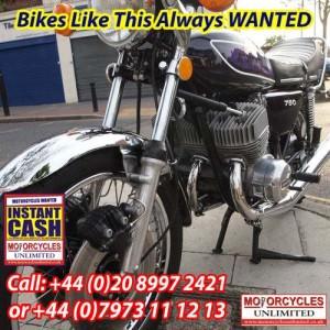 Kawasaki H2C 750 Classic Japanese Bikes Wanted
