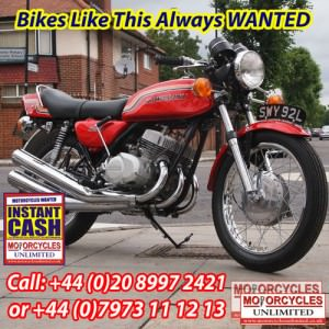 Kawasaki S2 350 Classic Japanese Motorcycles Wanted