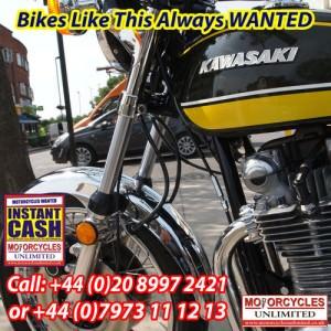 Kawasaki Z1A Classic Bikes Wanted