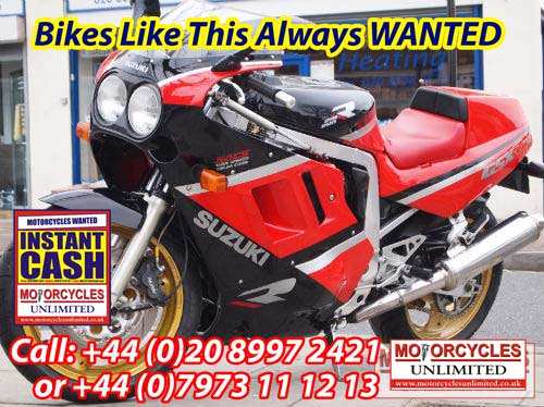 SUZUKI GSXR1100 Classic Motorcycles Wanted | Motorcycles