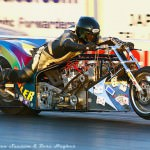 Steve Woollatt Top Fuel Bike