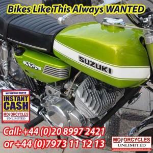 Suzuki T350 Rebel classic japanese bikes wanted