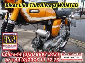 Yamaha FSIE Classic Bikes Wanted
