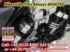 Yamaha V Max Wanted