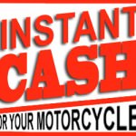 instant cash for your motorbike