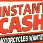 instant cash for your bike