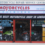 Classic Japanese Bike Dealer London