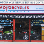 Classic Bike Dealer London