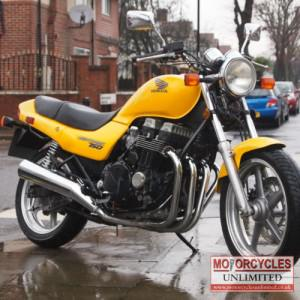 1997 Honda CB750 Nighthawk RC38  for sale