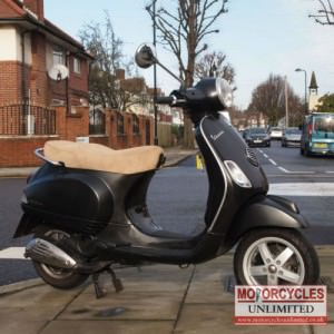 2012 Piaggio VESPA LX 125 for sale