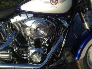 Harley Davidson Fat Boy Wanted