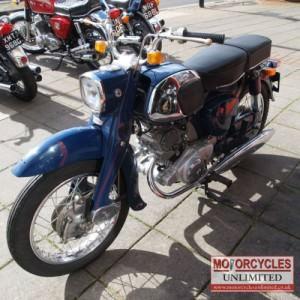 1966 Honda C95 Classic Honda for sale