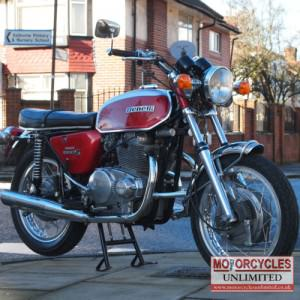 1972 Benelli Tornado 650 S Classic Italian Bike for Sale