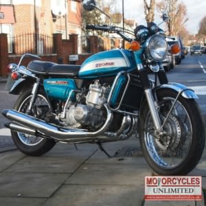 1972 Suzuki GT750 J Classic Japanese Motorcycle for sale