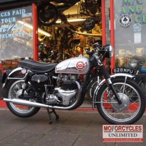 1959 BSA Rocket Gold Star Replica for sale