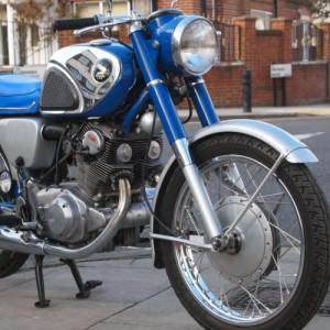 1965 Honda CB72 Classic Honda for Sale