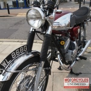 1968 Bridgestone 350 GTR Classic Japanese Bike for Sale