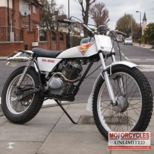 1976 Honda TL125 S for sale