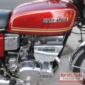 1977 Suzuki GT380 for Sal