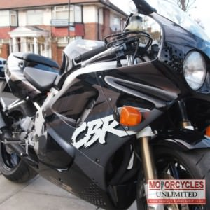 1992 Honda CBR900 RRN Fireblade for Sale
