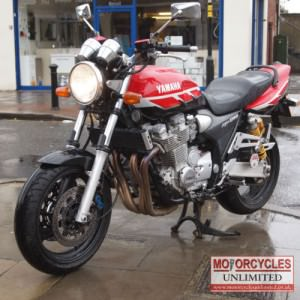 2000 Yamaha XJR 1300SP for Sale