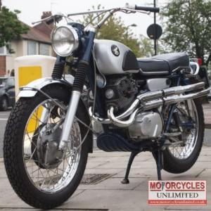 1966 Honda CL77 Classic Honda for Sale