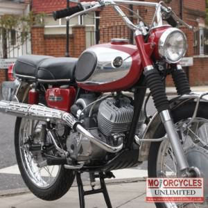1968 Bridgestone Hurricane Classic Japanese Motorcycle for sale