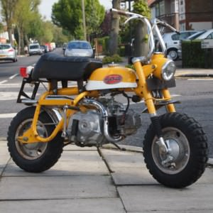 1971 Honda Z50 A Mini Trail for sale