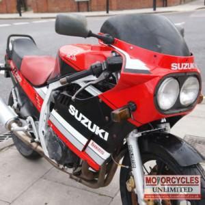 1985 Suzuki GSXR750 Early Classic Suzuki Slabside for sale