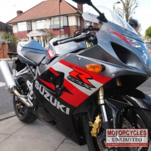 2004 Suzuki GSXR750 K4 for sale