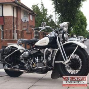 1946 Harley Davidson WLC 750 Classic Harley Davidson for Sale