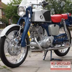 1964 Honda CB92 Super Sport Benly Classic Honda for Sale