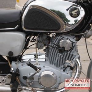 1965 Honda CB77 Classic Honda Motorbike for Sale