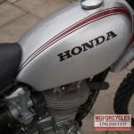 1972 Honda XL250 Motosport for sale