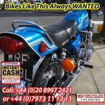 1972 Kawasaki H2 750 Wanted