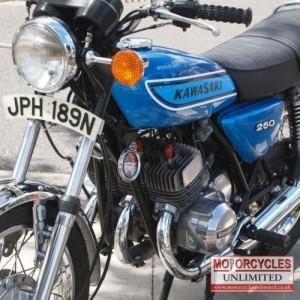 1975 Kawasaki S1C 250 Classic Kawasaki for Sale