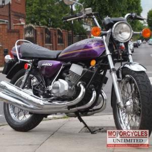 1977 Kawasaki KH400 Classic Kawasaki for Sale