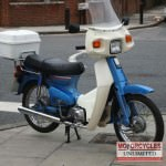 1999 Honda C90 Cub for Sale