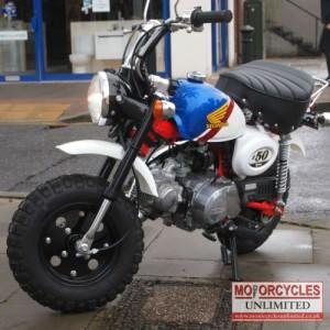 2001 Honda Z50 Monkey Bike for Sale