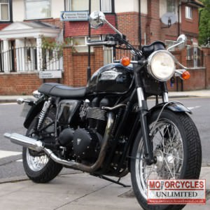 2008 Triumph Bonneville 865 for Sale