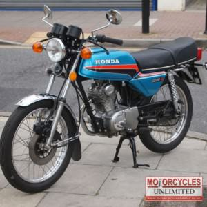 1980 Honda CB100N Classic For Sale