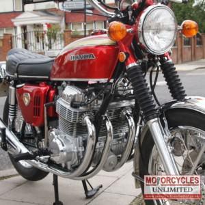 1970 Honda CB750 K0 Diecast Classic Honda for Sale