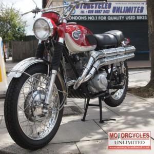 1967 Kawasaki A1 250 SS Samurai Classic Kawasaki for Sale