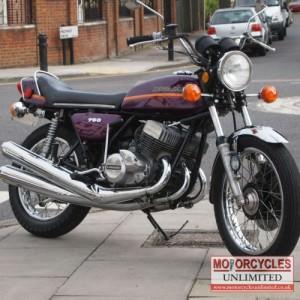 1973 Kawasaki H2A750 Classic Kawasaki Triple for Sale