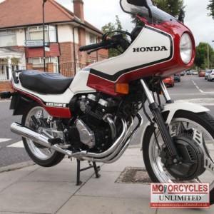 1987 Honda CBX550 F2 Classic Honda for Sale