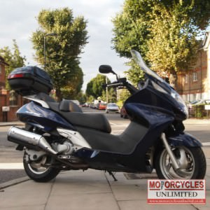 2008 Honda FJS 600 A-7 ABS Silverwing for Sale