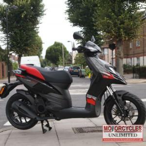 2014 Aprilia SR MOTARD 125 for sale